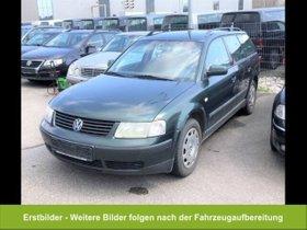 VW Passat Variant Comfortline 1.9 TDI Klimaanlage
