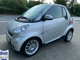 SMART fortwo coupe Micro Hybrid Drive /Klima/Panorama