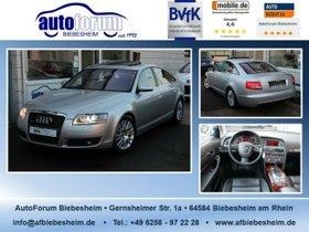 AUDI A6 Lim. quattro 4.2 V8 Standh.-Xenon-Schiebedach