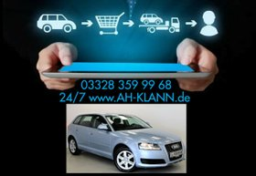 AUDI A3 Sportback 1.4 TFSI 125PS Attraction PDC