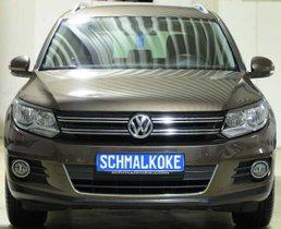 VW Tiguan 2.0 TDI BMT Cup Sport&Style AHK Navi