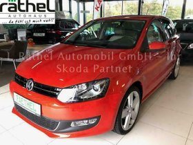 VW Polo V 1.2 TSI Highline 5-trg Bi-Xenon