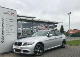 BMW 318d DPF PDC,Bi-Xenon,SOS,Navi,Bluetooth