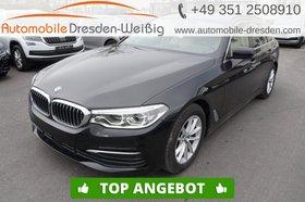 BMW 520 d Touring-Navi Prof-ACC-HiFi-AHK-Leder-