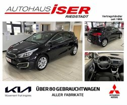 KIA cee'd 1.6 GDI ISG Dream-Team | Navi
