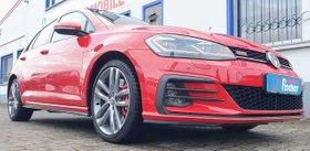 VW Golf VII GTI BMT DSG Performance Garantie bis 5 Jahr ACC Lane Totw Navi Pro Dynaudio DCC
