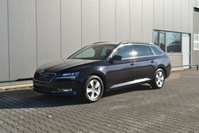 SKODA Superb Combi Ambition NAVI KLIMA LED