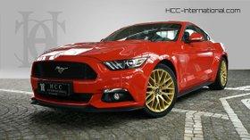 FORD Mustang 5.0 V8 GT Aut. Sportauspuff+Navi+Kamera