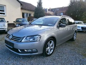 VW Passat Var. Business Edition BlueMotion 4Motion