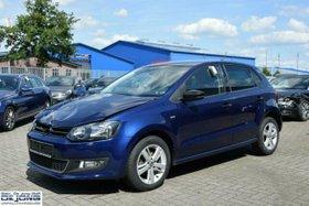 VW Polo V Match BlueMotion/BMT Tempomat, Navi