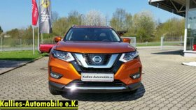 NISSAN X-Trail 1.3 DIG-T N-Connecta SafetySh. LED Navi