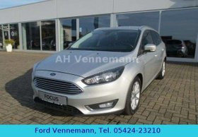 FORD Focus 2.0TDCI Titanium Turnier Auto-Nav-Winterp-