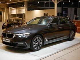 BMW 520d Sport Line Aut. LED Memory Apple HiFi 18