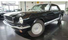 FORD Mustang 66er  289 cui V8 Automatik, Servo-H-Kenz