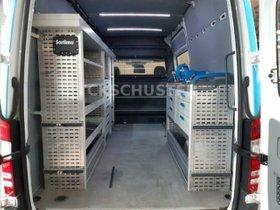 MERCEDES-BENZ Sprinter 316 NGT/316 LGT SORTIMO REGALE EURO6