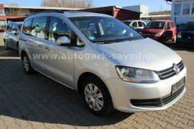 VW Sharan BMT - AUTOMATIK - PANORAMA - EU5 - 2.HD