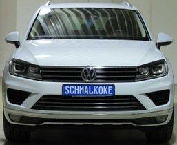 VW Touareg 3.0 V6 TDI SCR Autom Executive Edition Leder Xenon AHK Navi