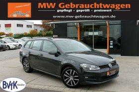 VW Golf VII Var. 1.4 TSI Comfortl. PDC  BT Freispr.