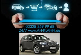 BMW X3 3.0i 306PS xDrive R-Cam HeadUp Navi Bi-Xenon