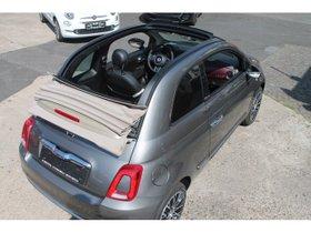FIAT 500C 1,2 Cabrio +Leder+Navi+Alu16