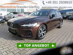 Volvo V60 2.0 B4 R Design-Navi-ACC-Kamera-LED-Keyless-