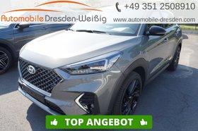 Hyundai Tucson 1.6 CRDI DCT N Line-Navi-voll LED-Kamera-