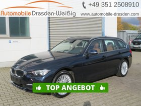 BMW 318 dA Luxury Line-HeadUp-Navi-PDC-Leder-