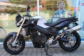 BMW F 800 R ABS+Touratech+Dynamik-Paket+Safty-Paket