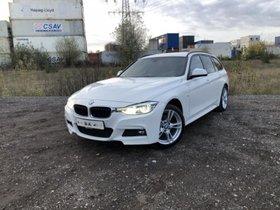 BMW 320dA xDrive Tour. M Sport Nav,LED,AHK,PDC,Alu18