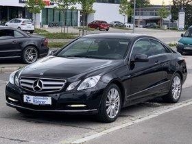 Mercedes-Benz E 250 CDI Coupe BlueEff. Avantgarde Bi-Xenon