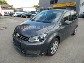 VW Touran Comfortline BMT-SHZ-PDC-