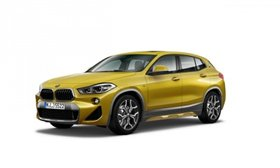 BMW X2 xDr 25dA M SPORT X NaviPl,LED,Lea.o.Anz.388,-