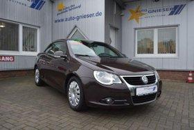 VW Eos 2.0 FSI -PDC-Klimatr.-Nebel-Tempomat 110 ...