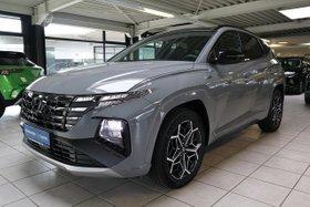 Hyundai TUCSON N-Line Hybrid-Autom-AHK-Leder-Pano-Shz...