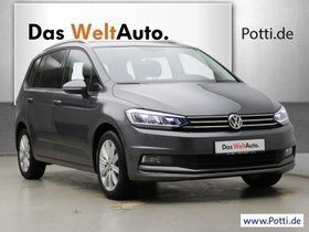 Volkswagen Touran 1,6 TDI BMT JOIN 7-Sitzer LED Navi