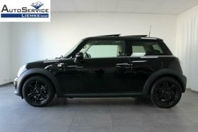 MINI Cooper 1.6 122PS English Oak Sitzhzg Schiebedach