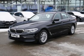 BMW 520d Standheiz. HUD HiFi Driving-Assist+ACC