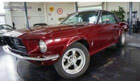 FORD Mustang 1968 -V8 /289-SERVO-AUTOMATIK-H-KENZ.