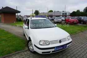 VW Golf IV Variant Ocean BI FUEL-KLIMA-ZV-FUNK-GAS