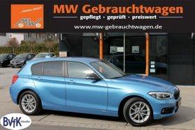 BMW 116i Sport Line Klimaautomatik SHZ PDC LED LM BT