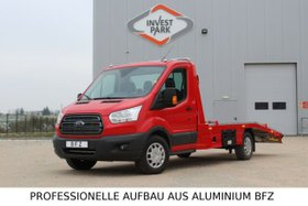 FORD Aluminium Aufbau BFZ Fahrzeugsysteme
