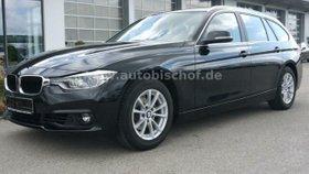 BMW 318i Touring Autom. Adv. AHK LED Navi PDC Memory