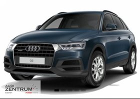Audi Q3 2,0 TDI quattro design Euro 6, MMI Navi plus,