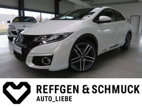 HONDA CIVIC EXECUTIVE+SPORT+NAVI+LED+LEDER+PANO+ALU1HD