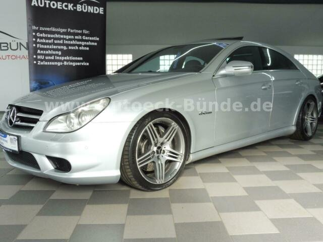 Used Mercedes Benz Cls-Class 63 AMG