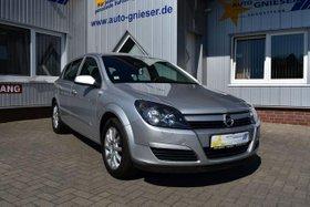Opel Astra 1.6 Enjoy -AHK-Klima-ALU-Tempomat- 77 k...