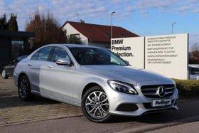 Mercedes-Benz C 200 4Matic LED Navi Sitzheizug Kamera P-Assist