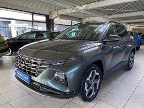 Hyundai Tucson Prime Plug-in-Hybrid-4WD-Around View- ...