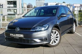 VW Golf Highline DSG Navi ACC LED R-Cam PDC