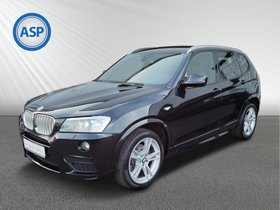 BMW X3 xDrive 30d NAVI+LEDER+BI-XENON+KAMERA+HUD